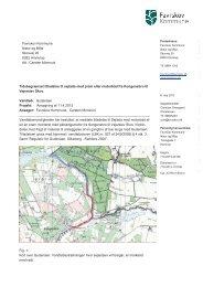 Favrskov Kommune Natur og Miljø Skovvej 20 8382 Hinnerup Att ...