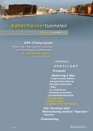 OPP-Pilotprojekt - Kobenhavnertunnelen ApS