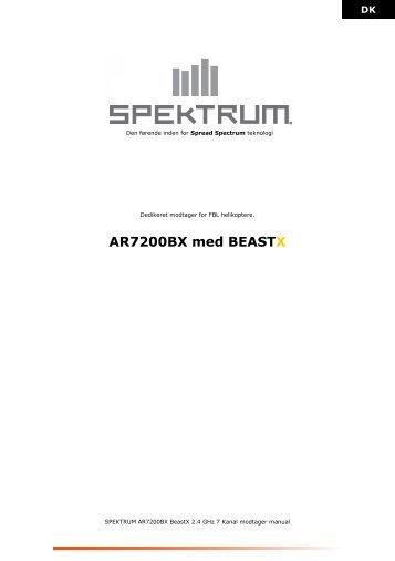 7200BX MANUAL PDF