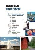 Rejs i Norden 2008 - Foreningen Norden - Page 2