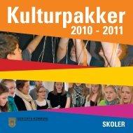 SKOLER - Kulturskolerne