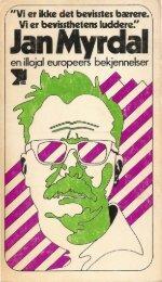 En illojal europeers bekjennelser - Radikal Front
