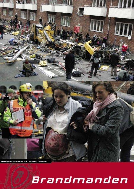 Brandfolkenes Organisation nr.2 / April 2007 / årgang 85