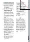 823 0089 000 Instruction for use NILFISK Power EU ... - Vanden Borre - Page 5