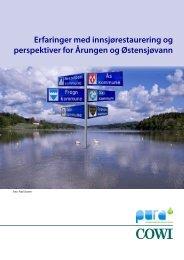 Erfaringer med innsjørestaurering og perspektiver for ... - Pura