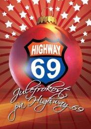 Jul på Highway 69