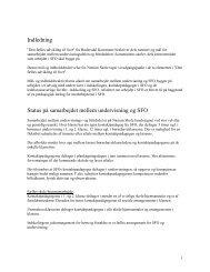 Mål-og indholdsplan - Nærum Skole