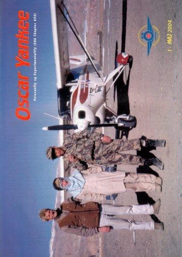 download 1/2004 - KZ & Veteranfly Klubben