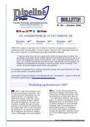 Workshop og Konference i 2007 EU ANERKENDELSE AF ... - Epea