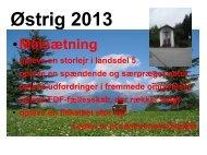 Østrig 2013 - FDF