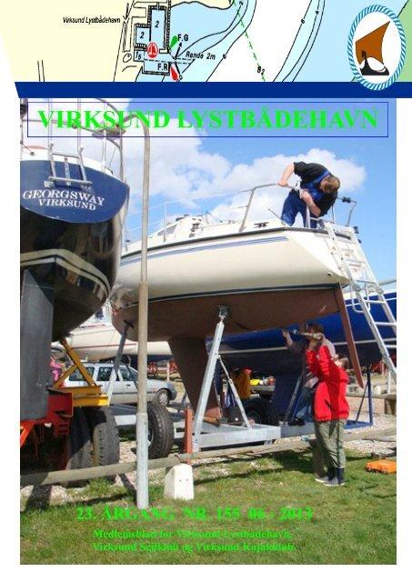 Klubblad juni 2013 - Virksund Lystbådehavn