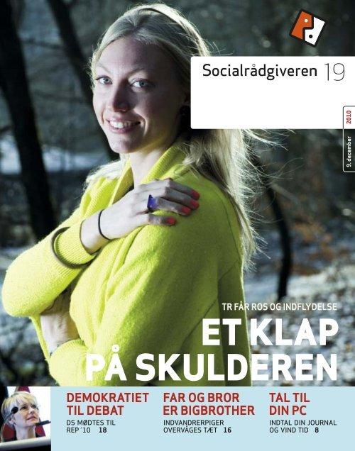Socialrådgiveren nr. 19-2010 - Dansk Socialrådgiverforening