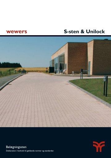 S-sten & Unilock - Wewers