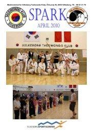 Spark april 10.pub - Silkeborg Taekwondo Klub