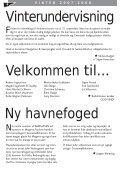 SØULKE Sejlads med gaffelriggere - Kjøbenhavns Amatør-Sejlklub - Page 6