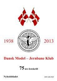 75 års jubilæum - banen