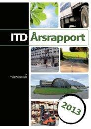 ITD Årsrapport 2013