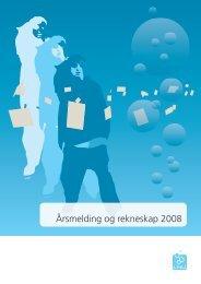 Årsmelding og rekneskap 2008 - LNU Blogg