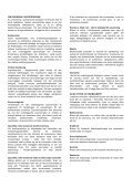 Information om Egenskaper och Risker Avseende Finansiella ... - Page 2