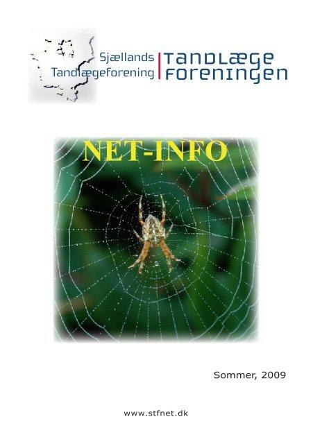 INFO Sommer 2009 - Sjællands Tandlægeforening