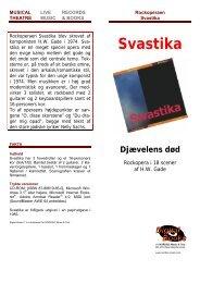 Dansk brochure - NORDISC Music & Text