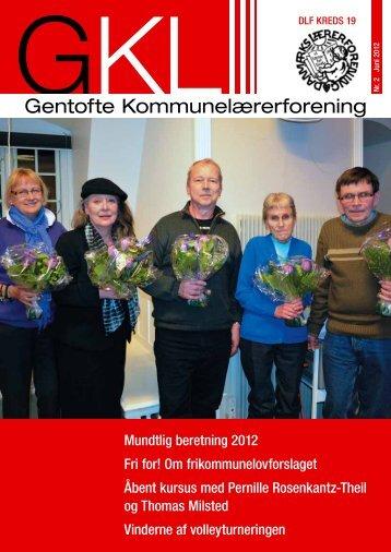 indhold - Gentofte Kommunelærerforening