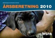 Årsberetning for 2010 - WSPA Danmark