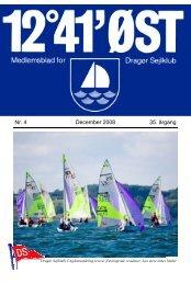 Nr. 4 December 2008 35. årgang - Dragør Sejlklub