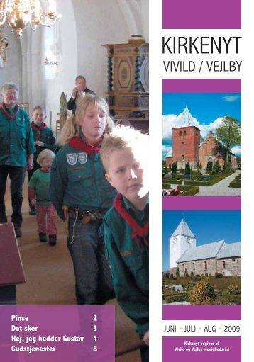 KIRKENYT - Vivild-Vejlby pastorat