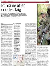 Et hjørne af en endeløs krig - Øjvind Kyrø