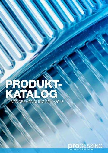 PRODUKT9 KATALOG - Processing Danmark AS