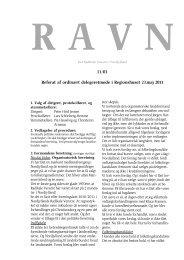RAVN Delegeretmøde 11_01Ref.cwk (TB) - Radikale Venstre