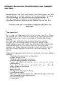 Beredskabsplan ved vold og seksuelle overgreb mod børn - Page 3