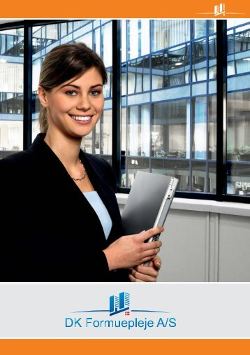 Tegningsblanket for nye B-aktier i DK Formuepleje A/S