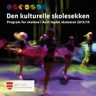 DKS-katalogen for skoleåret 2013/14 kan leses her - Aust-Agder ...