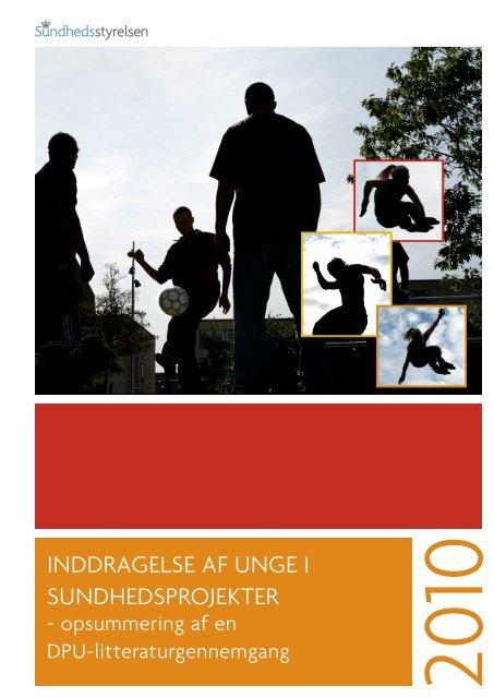 Inddragelse af unge i sundhedsprojekter - Sundhedsstyrelsen