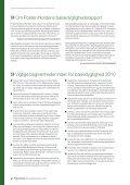 Bæredygtighedsrapport 2010 - PostNord - Page 2