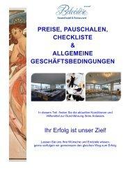 Seminar Preise/Packages 2013 - Belvédère Strandhotel ...