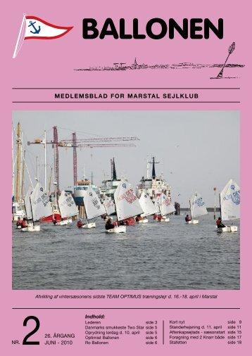 ballonen - Marstal Sejlklub