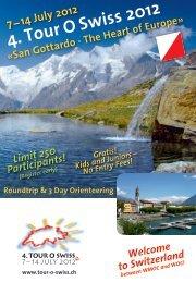 4. Tour O Swiss 2012 7 - OLG Cordoba