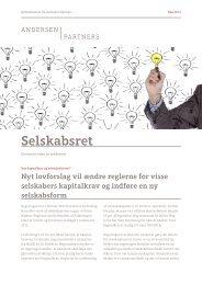 Åbn dokument - Andersen Partners