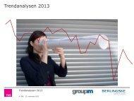Trendanalysen 2013 - Danske Medier