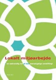 Lokalt miljøarbejde - Agenda Center Albertslund