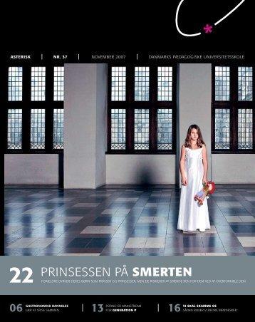 22 PRINSESSEN PÅ SMerTeN - Institut for Uddannelse og ...