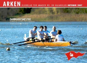 Danmarksmestre - Amager Ro- og Kajakklub