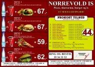 NØRREVOLD IS - NØRRE VOLDGADE 90