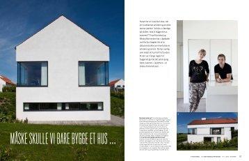 Bo Bedre - Arkitektfirmaet LTM