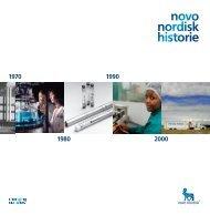 novo nordisk historie