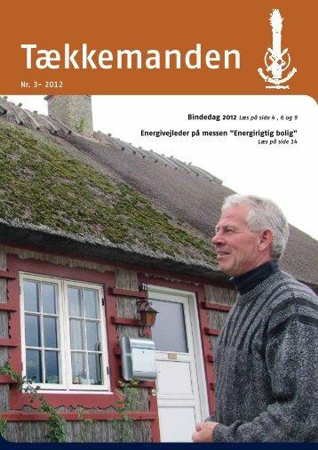 Tækkemanden 3/2012 - Dansk Tækkemandslaug