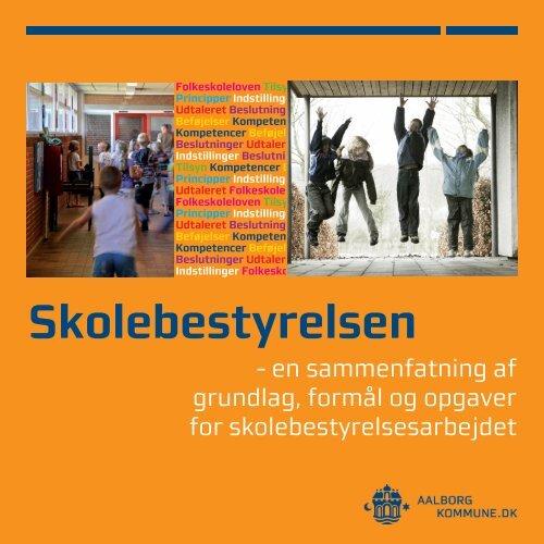 Velkommen i skolebestyrelsen - Aalborg Kommune